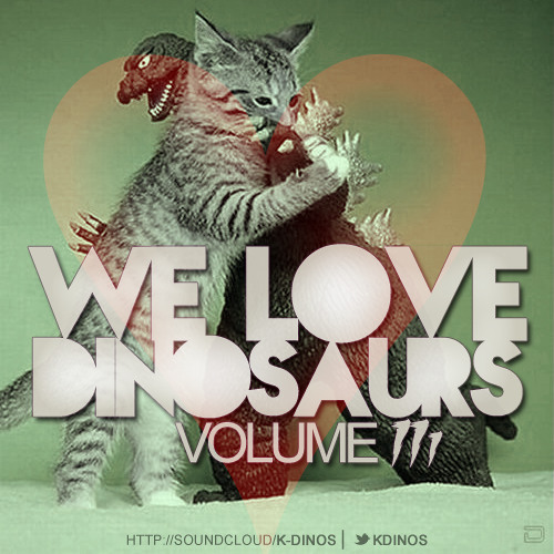 WE LOVE DINOSAURS™ ♥ VOLUME 3