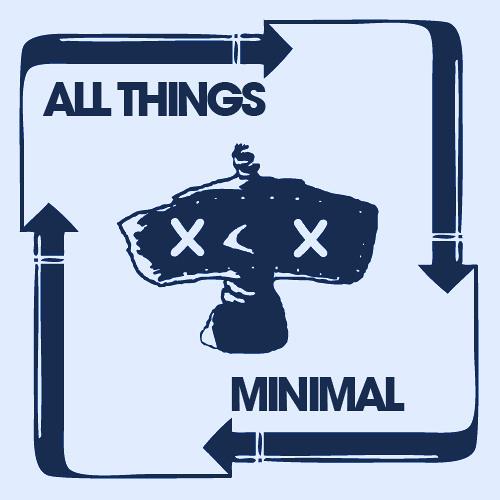 All Things Minimal Podcast 009-FRGMNT