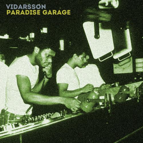 Vidarsson - Paradise Garage (Original Mix)