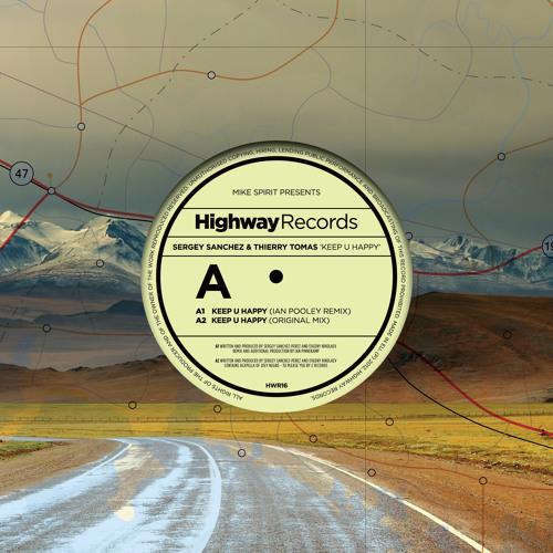 Sergey Sanchez & Thierry Tomas — Keep U Happy (Original Mix)