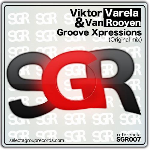 Viktor Varela & Van Rooyen - Groove Xpressions (Original mix)