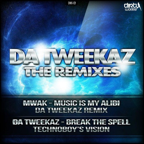 Mark with a K - Music Is My Alibi (Da Tweekaz Remix)