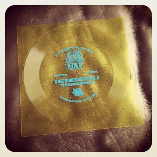 K-Def - The Spook/Reid Rides Again - Bonus Beats Vol.3