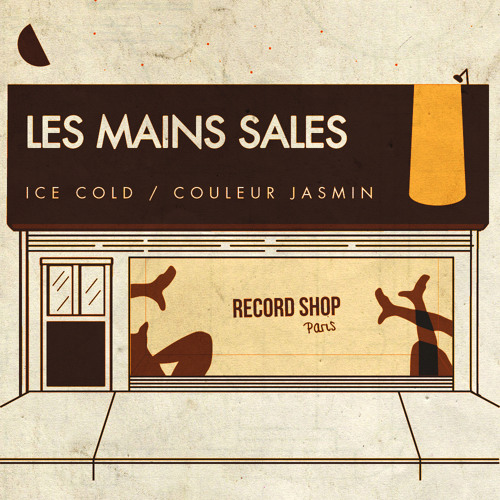 Ice Cold / Couleur Jasmin - EP 2