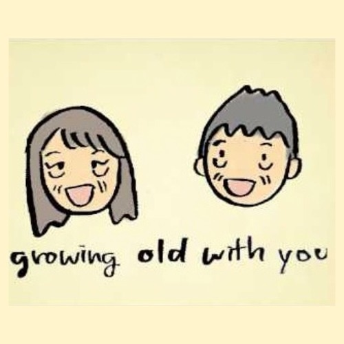 Grow Old With You (Cover)