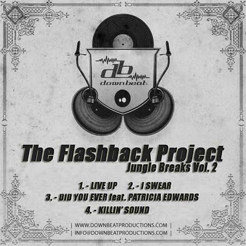 [OUT NOW] Downbeat 056 - The Flashback Project - Jungle Breaks Vol.2