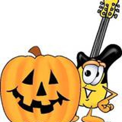 Marching Pumpkins by Milana Zilnik (guitar H2708)