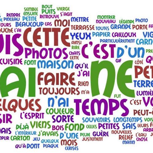 100 mots français les plus utilisés