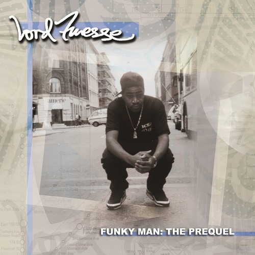 Lord Finesse - Funky Man: The Prequel - x2LP SSR-025 (Sampler Snippets)