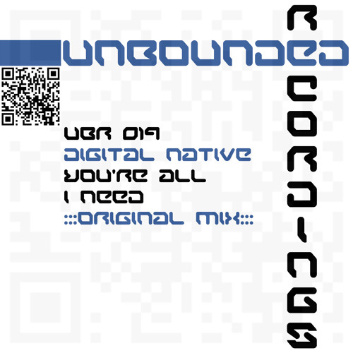 Digital Native - You're All I Need (Original Mix) - Out 03/04/2013!