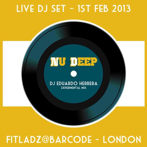 Live DJ Set - 01 Feb 2013 - Fitladz @ Barcode