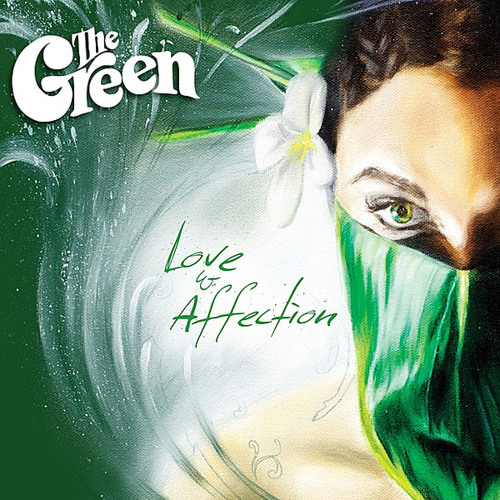 The Green's Love and Affection Mixed and Mastered by Rickaudio Muisc