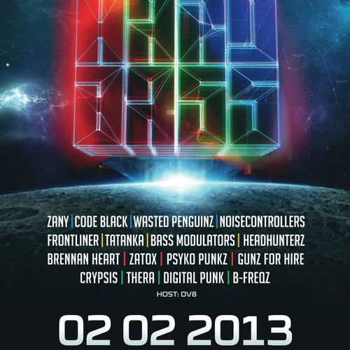 Formation Blue @ Hard Bass: reclamation