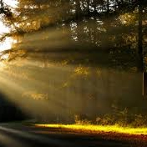 Between The Rays Of The Sun