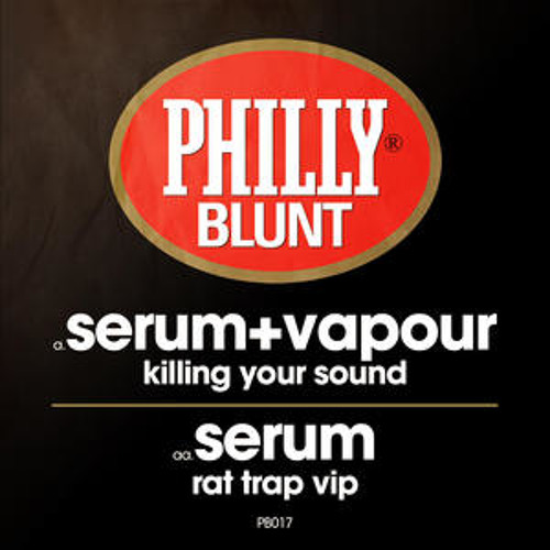 Serum - Rat Trap VIP - Philly Blunt