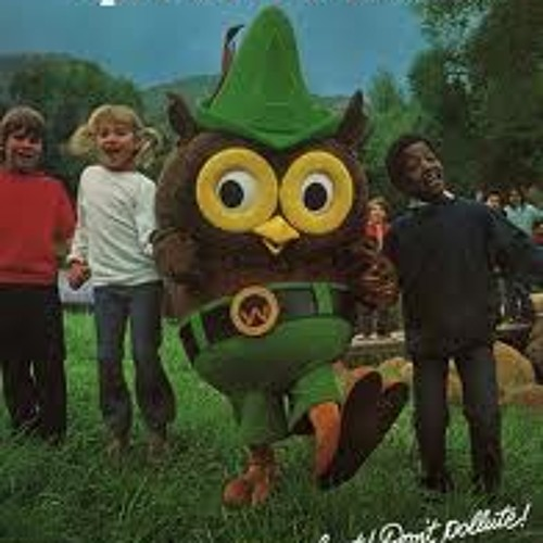 Woodsy the owl is actually not a very nice person in real life