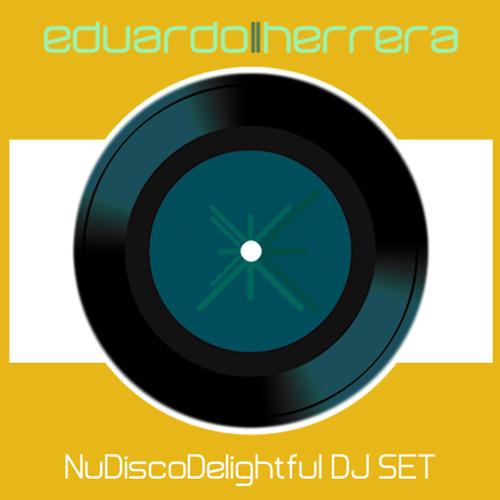 NuDiscoDelightful  DJ SET