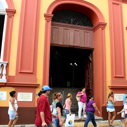 Biblioteca Pública do Amazonas é reaberta