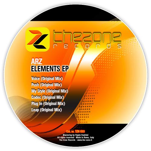 TZN033 - ARZ - ELEMENTS EP (Preview)
