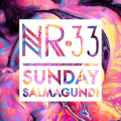 Sunday Salmagundi Nr. 33 - Mixed by Lazy Mood