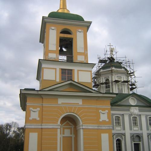 """Andrew Popoff - """"Svete Tikhiy"""" (""""Quiet Light"""") - orthodox church anthem (1989)"""