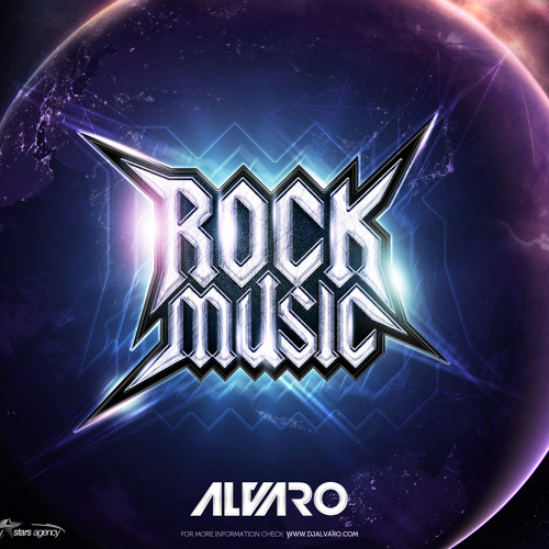 ALVARO - Rock Music *HARDWELL ON AIR 101 PREVIEW*