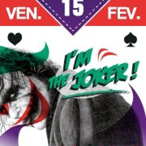 "15/02 ""I'M THE JOKER PROMO"" FEAT. TIMOTHEE MILTON DJ SET @MAGAZINE CLUB"