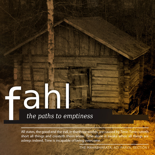 The Paths To Emptiness (1st album)