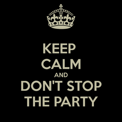 Don't Stop The Party - (Original Mix)