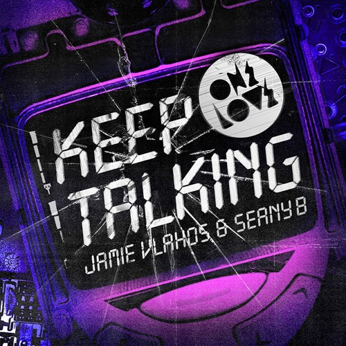 Seany B Jamie Vlahos - Keep Talking (KOMES Remix) [Onelove Records]