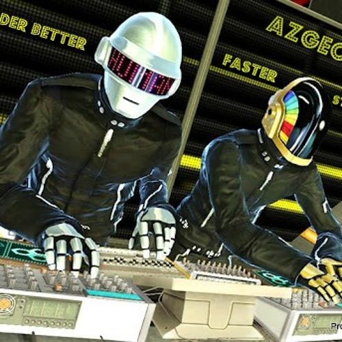 Daft Punk - Harder Better Faster Stronger (Azgeova Bootleg)