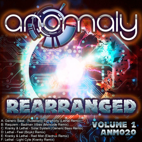 ANM020-A: Generic Bass - Rudebwoy Symphony [Lethal Remix] (Clip)