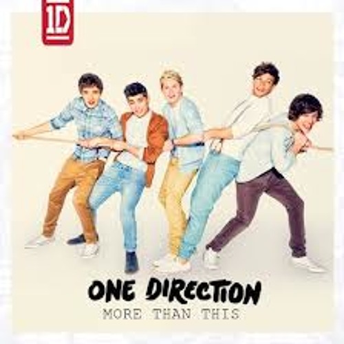 More than this - One Direction cover