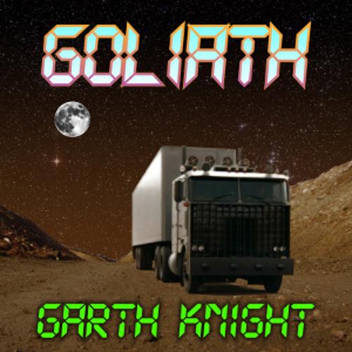 Garth Knight - Goliath LP (LB 002) - Album Sampler (clips)