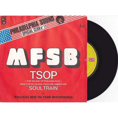 B-BOY BREAKS | MFSB - TSOP (Steve1der - Break if You Want Edit)