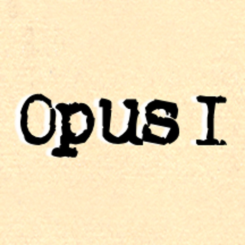 Opus I (Contains Bass)