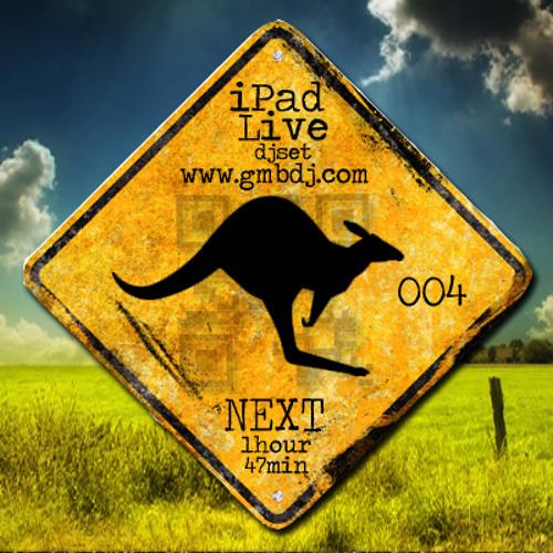 GMB 004 - iPad Live @ Goldfish - Sydney - 25 Dec 2012