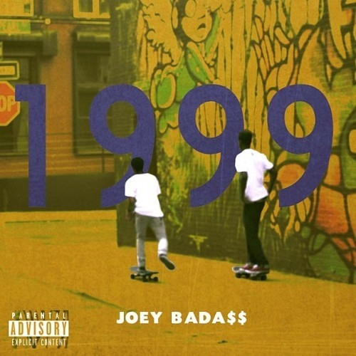 Righteous Minds by Joey Bada$$ (Prod By Bruce LeeKix)