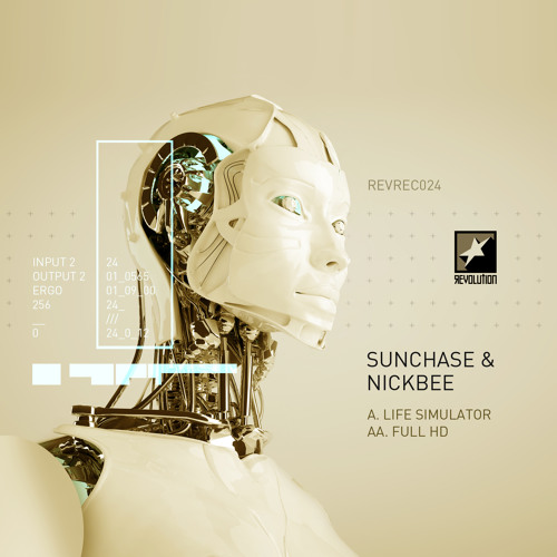 Sunchase & NickBee - Life Simulator [Revolution Recordings]