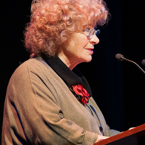 Shirley Collins on The Outskirts Of Culture