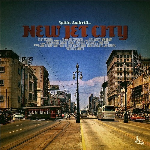 Curren$y - Coolie in the Cut feat Trademark