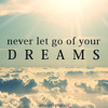 Never Stop Dreaming!! - Daily Word February 4, 2013