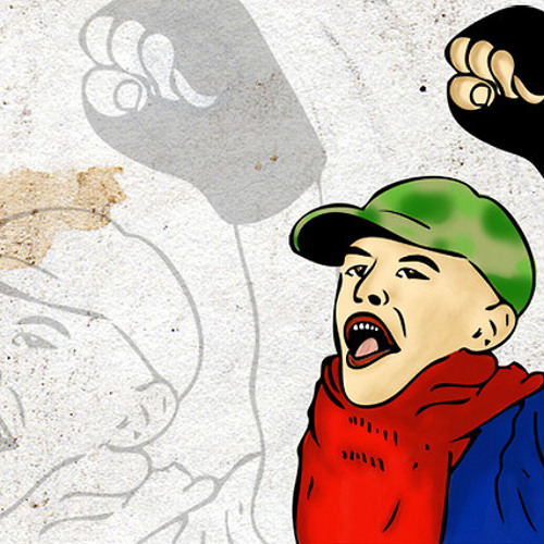Hay que Luchar -  EL ESTRE KVE - 2013