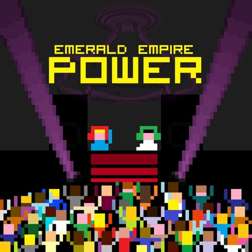 Emerald Empire: Power(Dave-G Remix)(Red Robot Recordings)