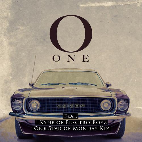 O (feat. 1Kyne of Electro Boyz & One Star of Monday Kiz) - ONE