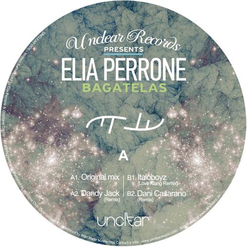 Elia Perrone - Bagatelas (Italoboyz Love Klang Remix)