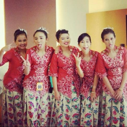 Sepasang Mata Bola - Vocal Group Banten