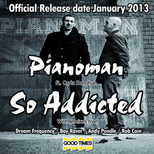 GTR034 - Pianoman - So Addicted (Andy Pendle Remix)