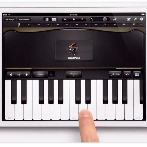 Spot iPad Mini (Orchestral Version Gamazeno)