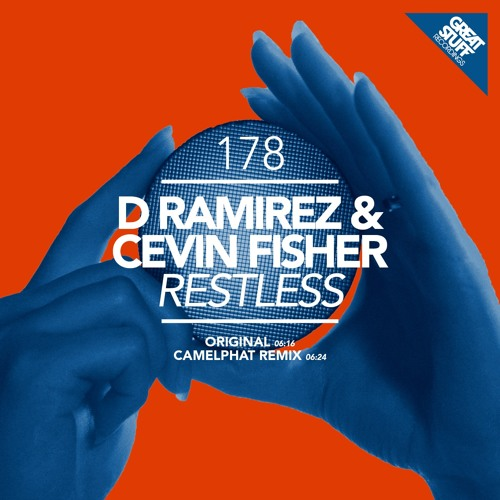 D. Ramirez & Cevin Fisher - Restless